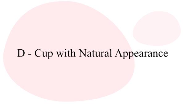 D-Cup Natural